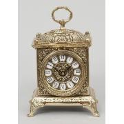 Часы прямоугольные золотистый 22х14 см.