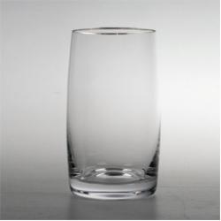 Набор стаканов 1/6 «Идеал» 250 мл; вода; отводка платина