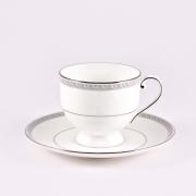 Набор чайных пар 240мл «Луна»