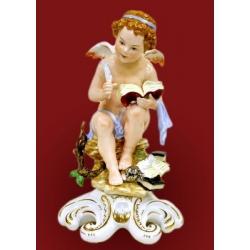 Статуэтка «Ангел с книгой»