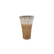 Декоративная ваза 25см Рейкьявик