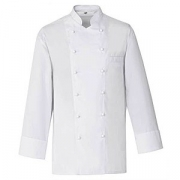 Куртка поварская,разм.48 б/пуклей, хлопок, белый