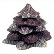 Форма для шоколада «Ель», поликарбонат, D=88,H=88мм