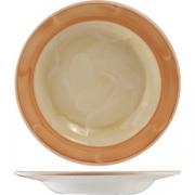 Тарелка для пасты «Паприка» 30см фарфор