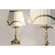 Настольная лампа (малая) «Палаццо золото»