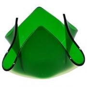 Подсвечник «Флауа» 15*15см т.-зеленый