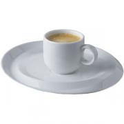 Чашка кофейная «Нами» фарфор; 100мл; белый