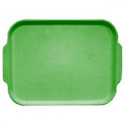 Поднос прямоуг. зеленый 45х35.5см пласти