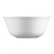 Салатник «Эвридэй», стекло, D=120,H=53мм, белый