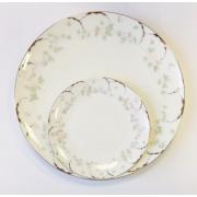 Набор тарелок для десерта «Ностальжи» на 6 персон 7 предметов