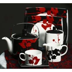 Сервиз чайный 17пр. на 6 персон «Калла виста»