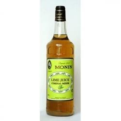 Напиток конц. «Лайм Джус» 1.0л «Монин»
