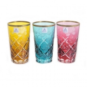 Набор стаканов 360 мл. 6 шт. «Sunrose Colour»