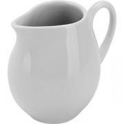 Молочник фарфор; 100мл; белый