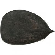 Блюдо «Вяз» светлый дуб