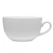 Чашка чайная «Дорота»; фарфор; 430мл; D=113,H=68,L=140мм; белый