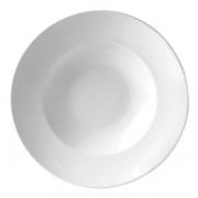 Тарелка для пасты «Монако вайт«d=27см