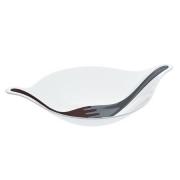 Миска для салата с приборами «Лиф ИксЭл+» (LEAF XL+) Koziol 4,5 л  (4,5л.) белый/черный/коричневый (белый)