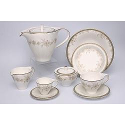 Сервиз чайный 17 предметов на 6 персон «Геральдин»