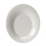 Салатник «Монако Вайт», фарфор, L=12.5,B=10.5см, белый
