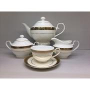 Сервиз чайный «Соната» 17 предметов на 6 персон