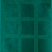 Скатерть жакк.120*120см х/б зеленая