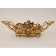 Экибанница-Венеция золотистый 15х51 см.