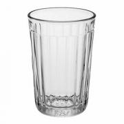 Стакан «Граненый», стекло, 250мл, D=73,H=104мм, прозр.