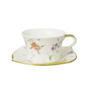 Чашка с блюдцем«Весна»