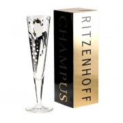 Бокал для шампанского + салфетка 0,2 л Kathrin Stockebrand