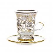 Набор для чая 150 мл. на 6 перс. 12 пред. «Декотэч»