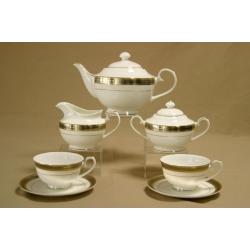 Сервиз чайный «Симфония» 17 предметов на 6 персон