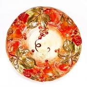 Блюдо круглое 33 см. «Сиена»