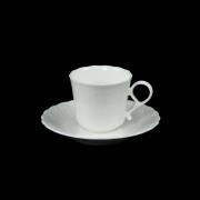 Набор 6 кофейных пар 100мл «Шелк»
