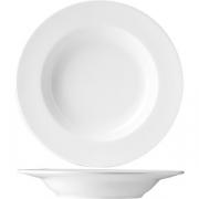 Блюдо для пасты «Олива» d=27см фарфор