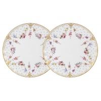 Набор из 2-х десертных тарелок Ла-Рошель