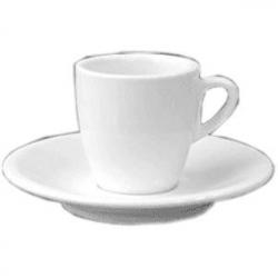 Блюдце d=12см (к чашке «Эспрессо») фарф