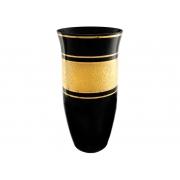Ваза 31см черная «фараон»