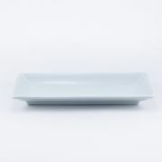 Блюдо прямоугольное 21,0 см.