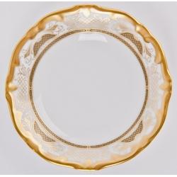 Набор розеток 11 см. 6 шт. «Симфония Золотая»