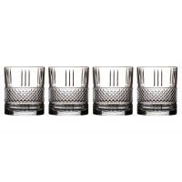 Набор: 4 стакана для виски Verona в подарочной упаковке