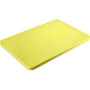 Доска раздел. H=19, L=457, B=305мм; желт.