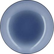 Салатник «Экинокс» D=24, H=2.5см; синий