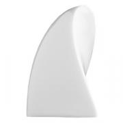 Солонка «Экселенси», фарфор, белый