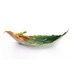 Блюдо «Изумрудный лес»