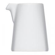 Молочник без ручки «Опшенс», фарфор, 50мл, белый