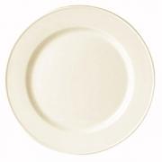Тарелка сервир. «Айвори» d=30см фарфор
