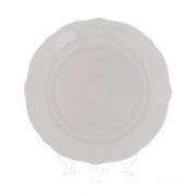 Набор тарелок 24 см. 6 шт. «Недекорированный»