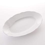 Блюдо овальное «Рококо Ресторанный» 24 см