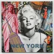 Постер «NEW YORK» 60 х 60см